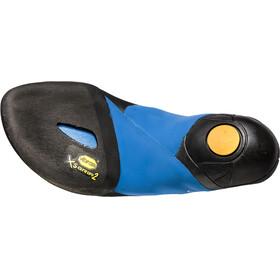 La Sportiva W's Skwama Climbing Shoes Apple Green/Cobalt Blue